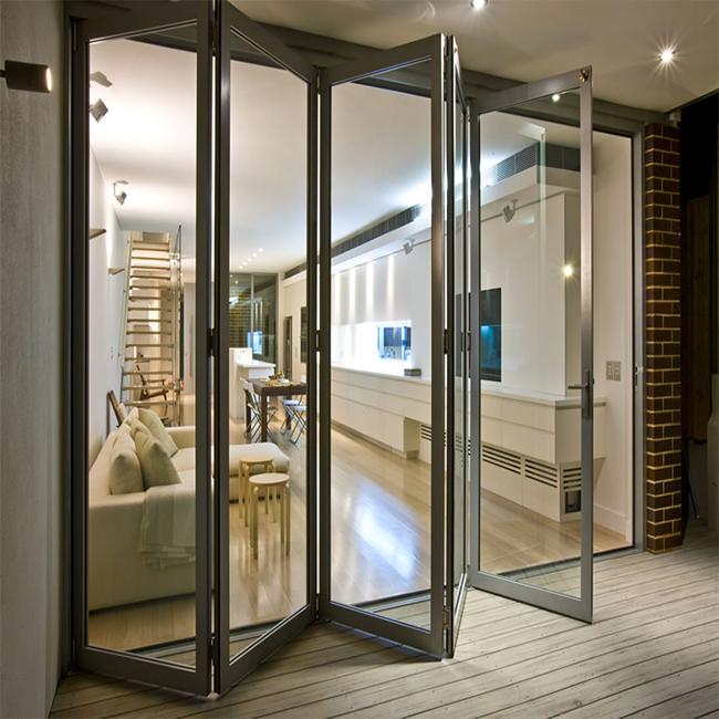 ... Soundproof bifold doors commercial double glass doors interior folding door price - ?? ... & commercial double glass doors interior folding door price