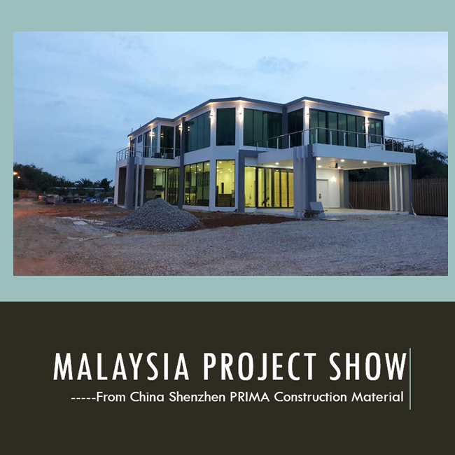 Malaysia Project Show