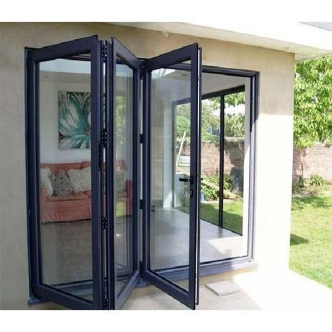 Frameless Double Or Single Open Swing Glass Door