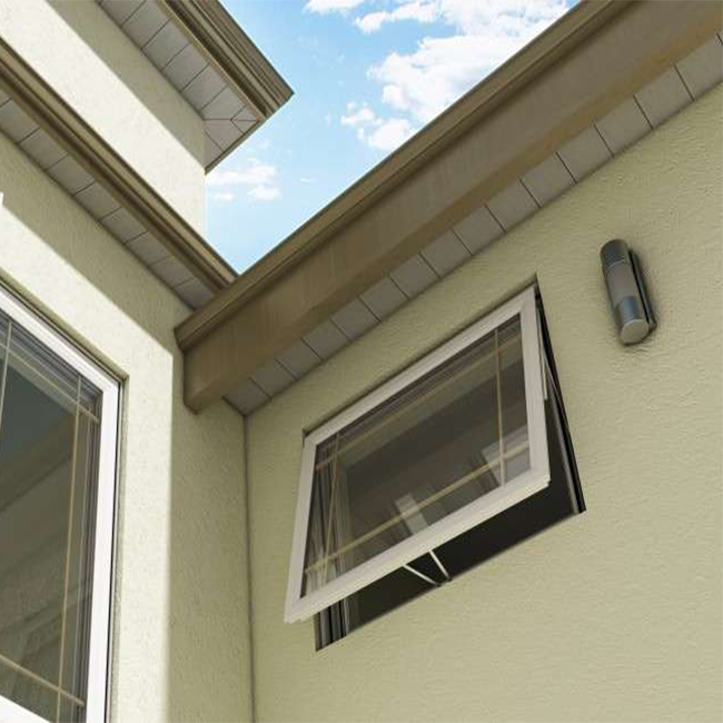 New Design Cheap Pvc Awning Windows From China Supplier