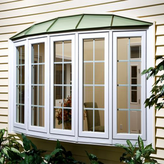 Windows For Sale >> Toughened Glass Aluminum Bow And Bay Window For Balcony Used